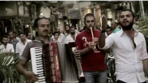 BBC News - Syrian band Wamda's flashmob performances in Damascus streets - Mozil_2014-01-03_11-01-09